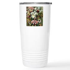Botanical Orchids Travel Mug