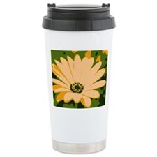 Yellow Daisy Travel Mug