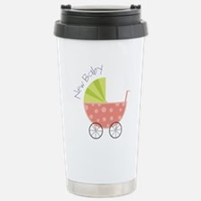 New Baby Stainless Steel Travel Mug