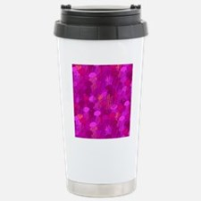 Jellyfish Shower Curtai Stainless Steel Travel Mug