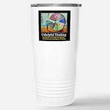 Unhelpful Thinking Styl Stainless Steel Travel Mug