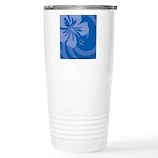 Blue Sticky Notepad Travel Mug