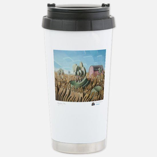 Agriculturally Yours Stainless Steel Travel Mug