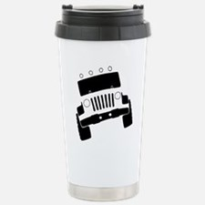 Jeepster Rock Crawler Stainless Steel Travel Mug