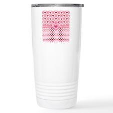 Country Hearts Travel Mug