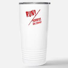 Keep Calm And... Stainless Steel Travel Mug