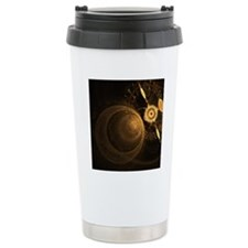 gc_round_coaster Travel Mug