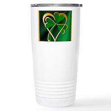 SHOWER CRTAINI Love St Travel Coffee Mug