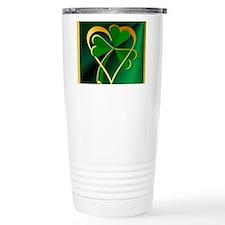 I Love St. Patricks Travel Mug