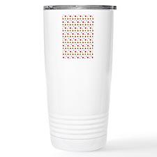 Whimsical Dots Travel Mug