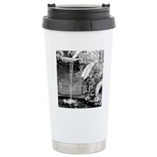 On Koi Pond Travel Mug