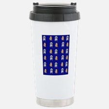 Cute Cats and Dogs Travel Mug