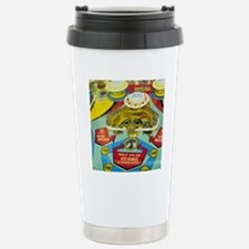 Pinball Wizard Stainless Steel Travel Mug