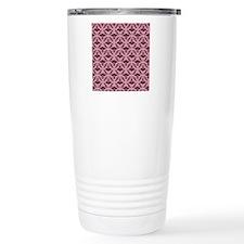 Certainly Pink Travel Coffee Mug