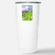 Daffodil Lane Travel Mug