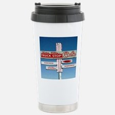 Tuba City Cafe Beer Lab Stainless Steel Travel Mug