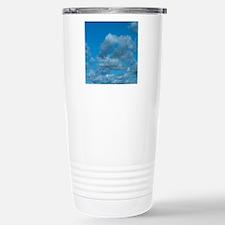 Shower in the sky Travel Mug