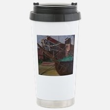 Shipyard Throw Stainless Steel Travel Mug