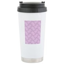 Romantic Lace African V Travel Coffee Mug