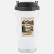 1849 The antidiluvian w Travel Mug