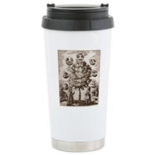 Alchemical tree, Philos Travel Mug