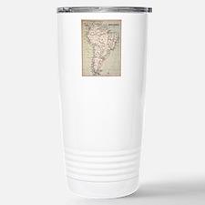 Darwin's Beagle Voyage  Travel Mug