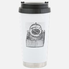Engraving of an early a Travel Mug