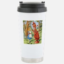 Alice The Red Queen_SQ Travel Mug
