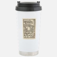 Physician and apothecar Stainless Steel Travel Mug