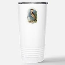 Bittern, historical art Travel Mug