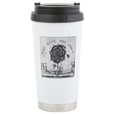 Rosicrucian mystical sy Travel Mug