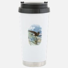 Storm petrel, historica Stainless Steel Travel Mug