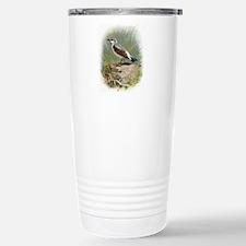 Wheatear, historical ar Travel Mug