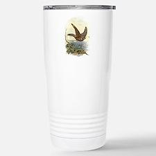 Nightjar, historical ar Travel Mug