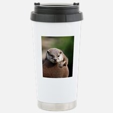 Oriental small-clawed o Travel Mug