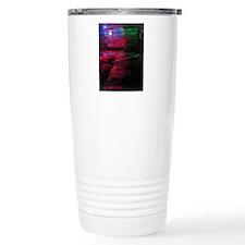 Green-Eyed Monster Travel Mug