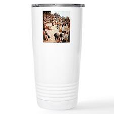 Ostend, 1936 Travel Mug