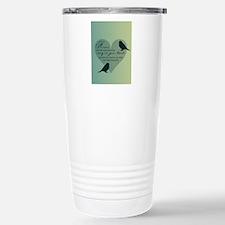 Bird Friends Stainless Steel Travel Mug