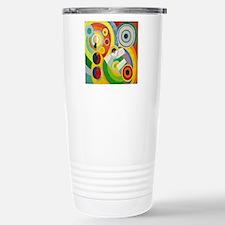 Robert Delaunay Rythme  Thermos Mug