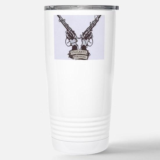 Vigilante Publishing Gr Stainless Steel Travel Mug