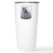 Cleo with bunnies Travel Mug