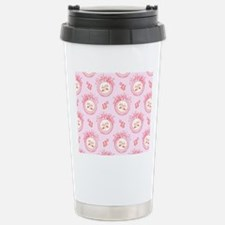 Water Lilies Stainless Steel Travel Mug