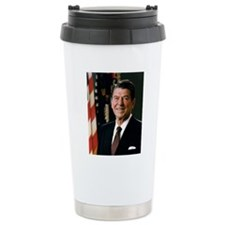 President Ronald Reagan Travel Mug