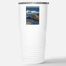 California Ocean 02 Stainless Steel Travel Mug