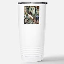 Happy Owls Travel Mug