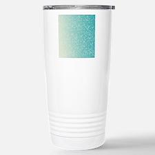 Sparkling Aqua Travel Mug
