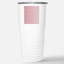 Pink Sparkles Travel Mug