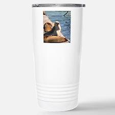 Help Us Travel Mug