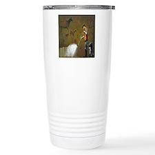 Banksy Cave Art Graffit Travel Coffee Mug