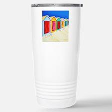 Cabana Row Shower Curta Travel Mug